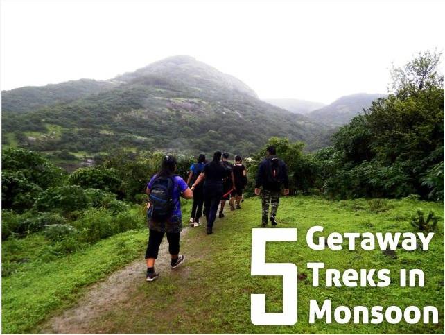 5 getaway treks