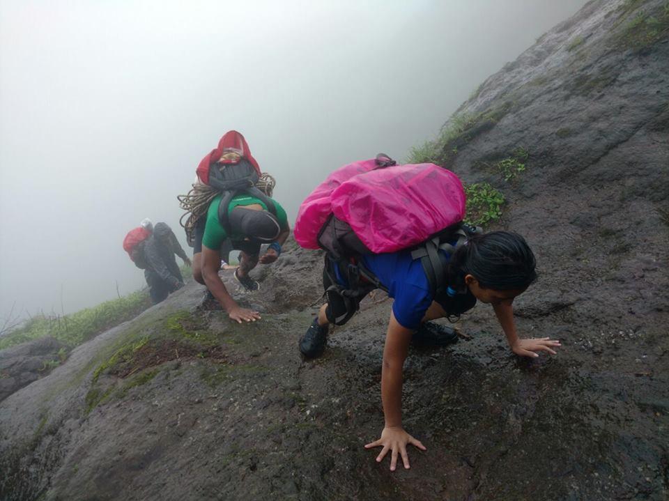 Torna climb